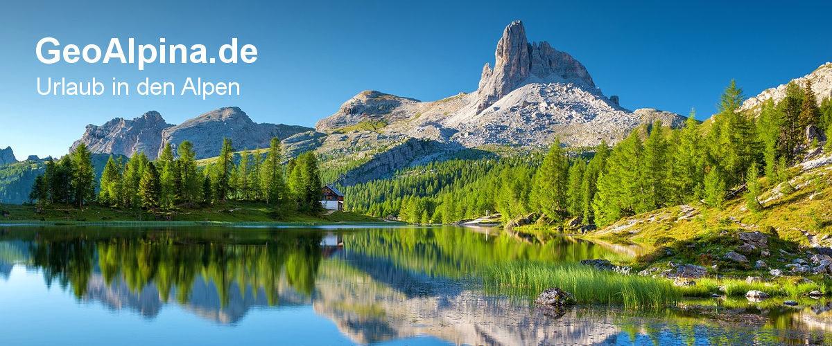 geoalpina.de - Urlaub in den Alpen